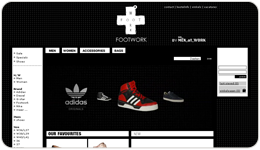 Screenshot Footworkstore.nl